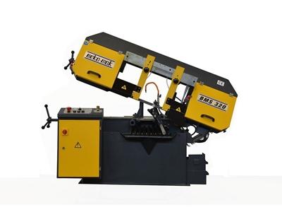Çift Açılı Manuel Şerit Testere Makinesi Beka-Mak - BMS-320