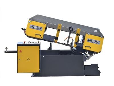 Yarı Otomatik Şerit Testere Makinesi Beka-Mak (BMSY-320L)