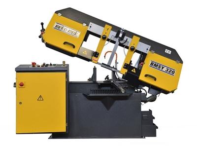 Yarı Otomatik Şerit Testere Makinesi Beka-Mak - BMSY-320