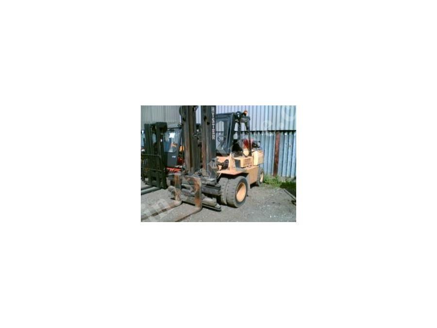 Dizel Forklift 4,5 Ton / Hyster H4.50fts-5