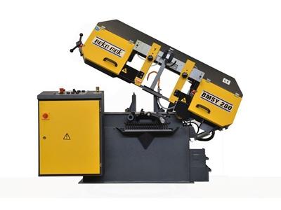 Yarı Otomatik Şerit Testere Makinesi Beka-Mak (BMSY-280)