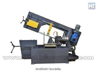 Tam Otomatik Şerit Testere Makinesi Beka-Mak  (BMSO-440)