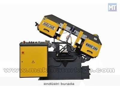 Tam Otomatik Şerit Testere Makinesi Beka-Mak (BMSO-280)