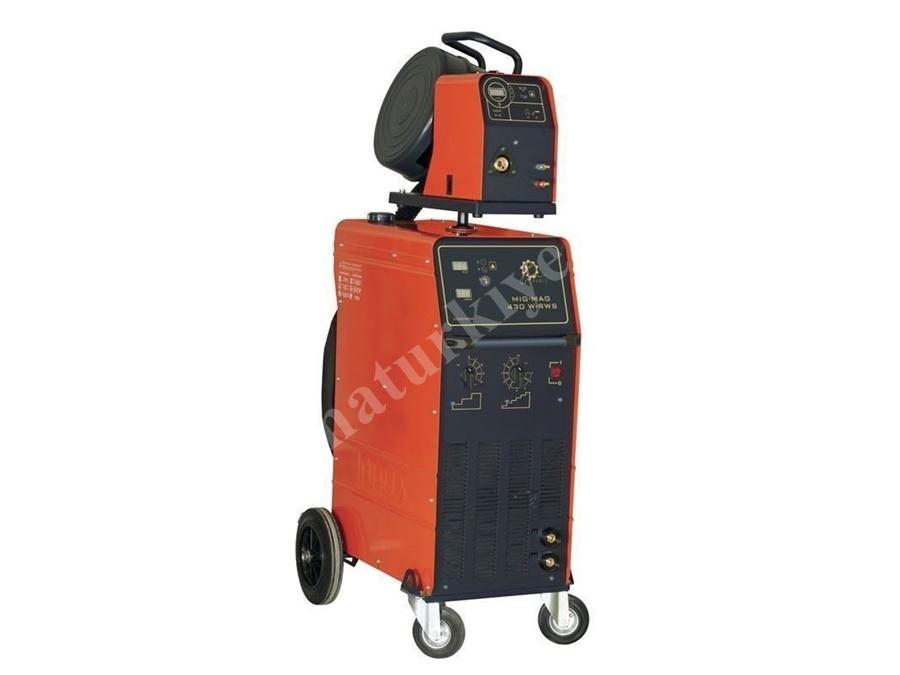 Gazaltı Kaynak Makinesi / Nuriş Mıg 430a-Rws