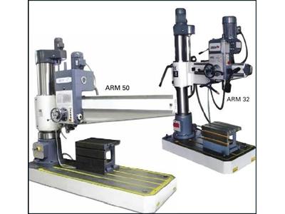 Radyal Matkap Tezgahı / Foreman Arm 40 1.6m