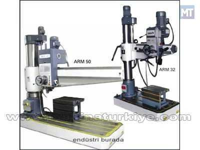 Radyal Matkap Tezgahı / Foreman Arm 50