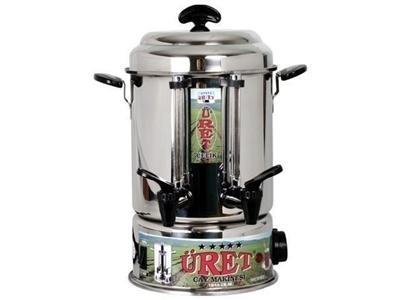 Cilalı, 250 Bardaklı Çay Makinesi / Üret Çm 250
