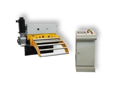 Kalın Seri Elektronik Servo Sac Sürücü / Kardeşler Makine Ecf-80-210