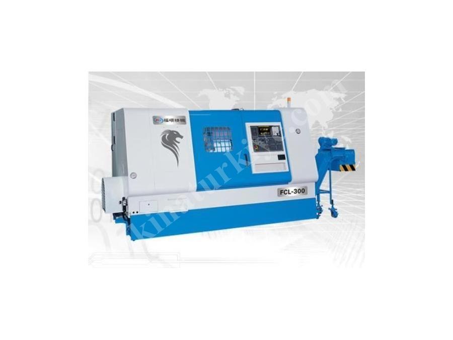 Cnc Torna Tezgahı / Focus Fcl 300