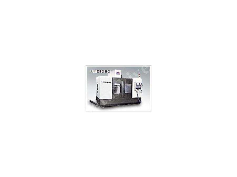 Cnc Dik İşleme Merkezi / Smtcl Vmc 850