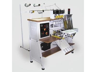 Brode İplik Aktarma Makinası - Otomatik 4 iğli