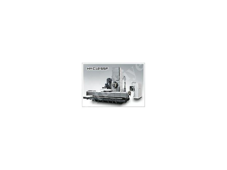 Cnc Yatay İşleme Merkezi / Smtcl Hmc160180b