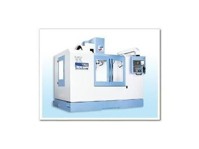 Cnc Dik İşleme Merkezi / Twinhorn Vk 1055