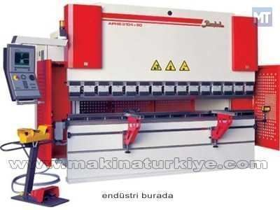 Cnc Abkant Pres / Baykal Aphs 2104x60