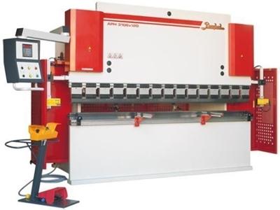 Hidrolik Abkant Pres / Baykal Aph 2604x60