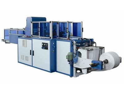 Otomatik Presli Atlet Poşet Kesme Makinası / Gür-İş Ms-340 P