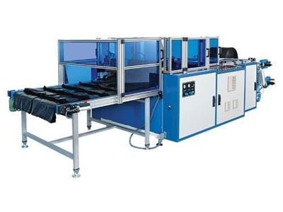 Dip Dikişli Torba Ve Blok Poşet Kesme Makinası ( 110 Cm )