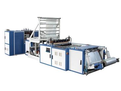 Perforeli Rulo Dip Dikişli Torba Makinası / Gür-İş Ps-Roll 900 M