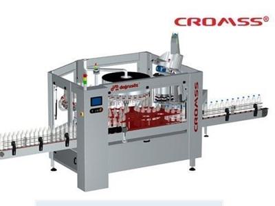 Otomatik Sıvı Dolum Makinası / Doğrusöz Cromss