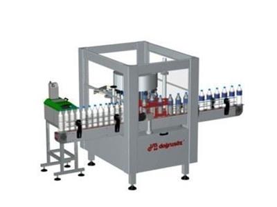 Tam Otomatik Etiketleme Makinası / Doğrusöz Toe-1