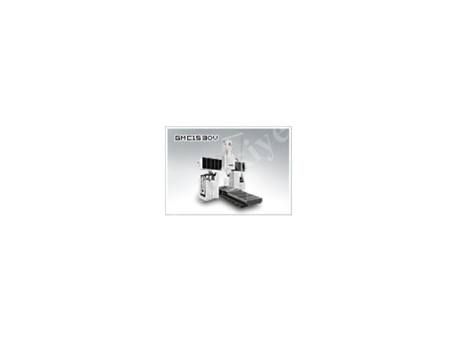 Ağır Tip 5 Eksen Double Kolon İşleme Merkezi / Smtcl Gmc 1530