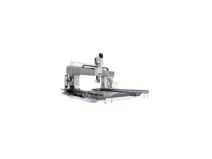 SMTCL GMC 4080A Ağır Tip 5 Eksen İşleme Merkezi Tabla: 4000*8000 mm )