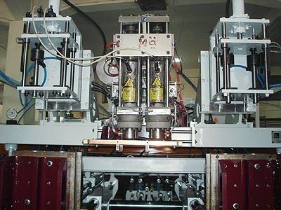 Pet Şişe İmalat Makinası ( 0.1-0.5 Lt )
