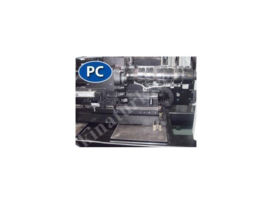 Değişken Ocaklı Multi Function Enjeksiyon Makinası / Ser M2-130