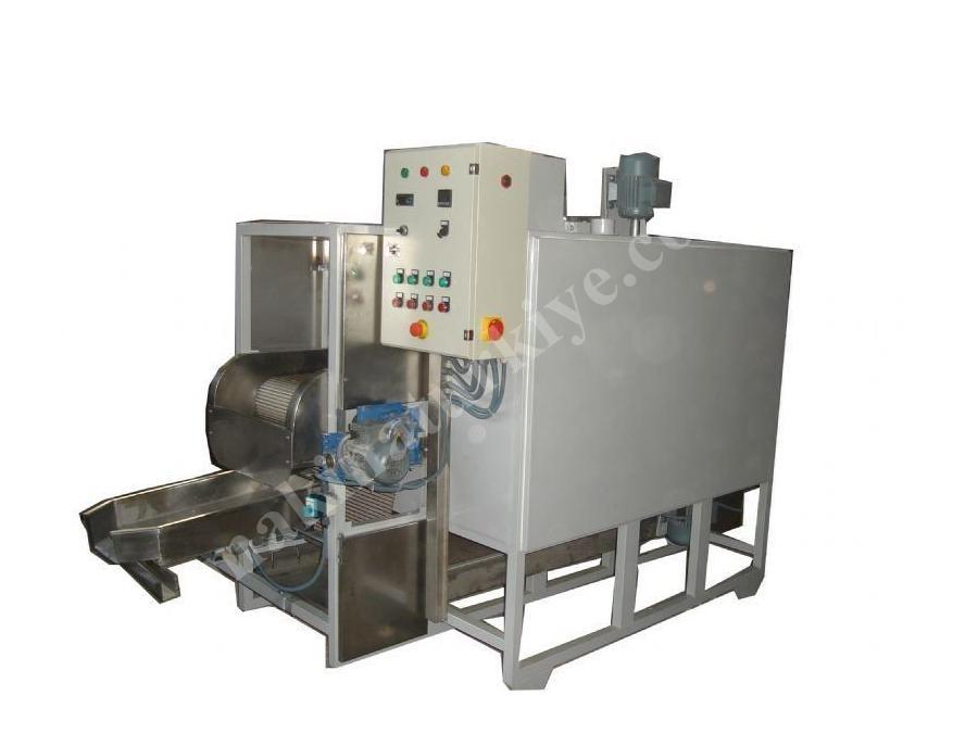 Pamukkale Makina 30 - 75 Kg /Saat Kapasiteli Kuruyemiş Kavurma Fırını