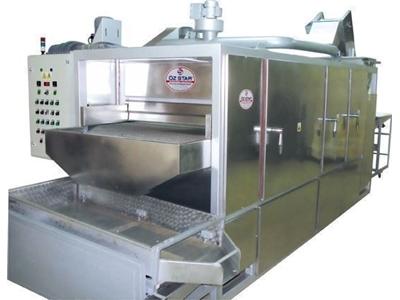 Paletli Kavurma Makinesi  ( 75-300 Kg/Saat)