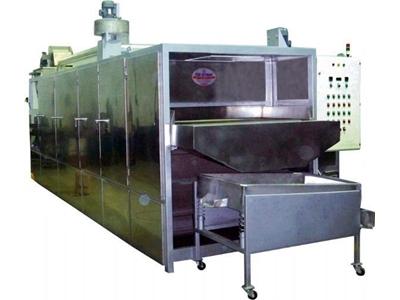 Kavurma Makinesi, Paletli ( 280-1000 Kg/H )