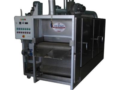 Paletli Kavurma Makinası  ( 25-120 Kg/H )