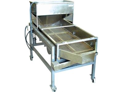Kuruyemiş Tuz Eleği Makinası