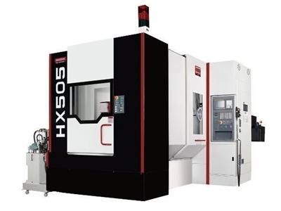 Cnc Yatay İşleme Merkezi / Quaser Hx505ap