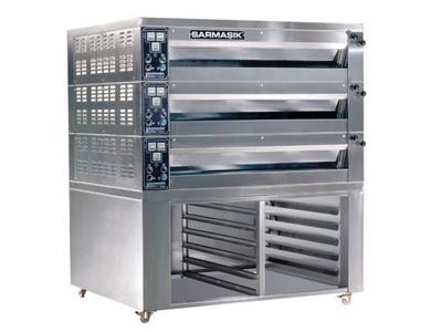 Elektrikli Katlı Fırın / Sarmaşık 1t-4060