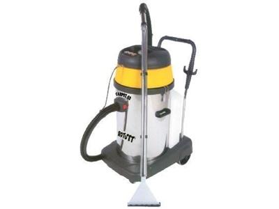 2+1 Motorlu Halı Koltuk Yıkama Makinesi / Rotjet Carpet 60
