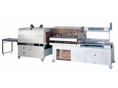 Otomatik L Kesim Shrink Makinası / Paktek Sealmatıc 79 T