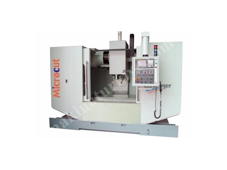 Cnc Dik İşleme Merkezi / Microcut Challenger Vmc-1100