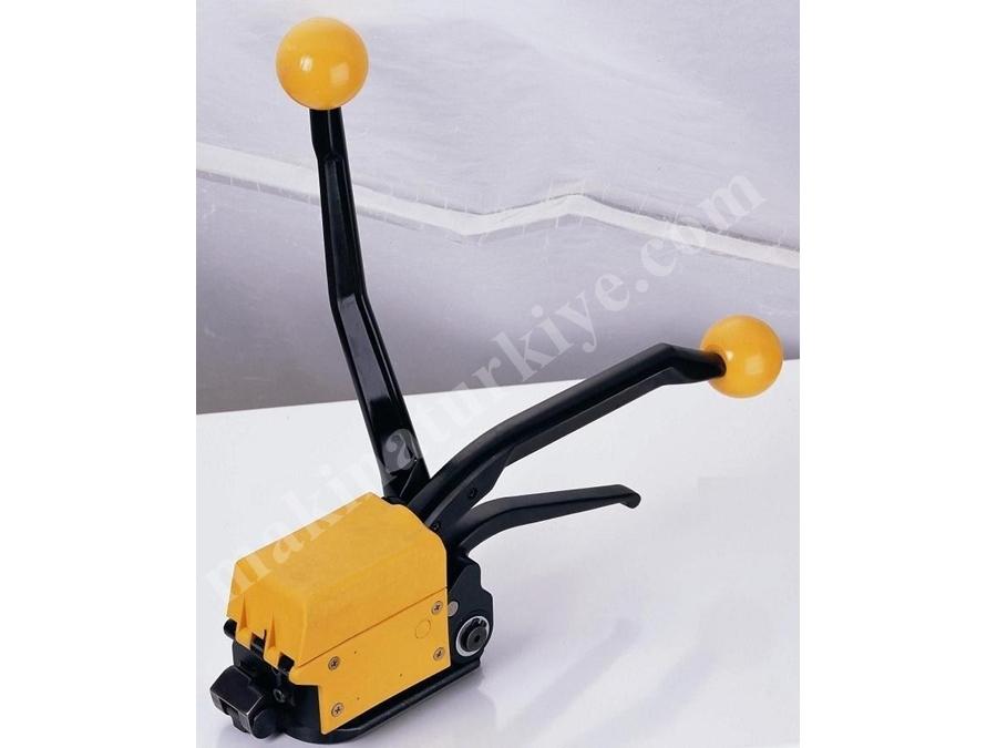 Kenetlemeli Çelik Çember Makinası / Packtech Pta333