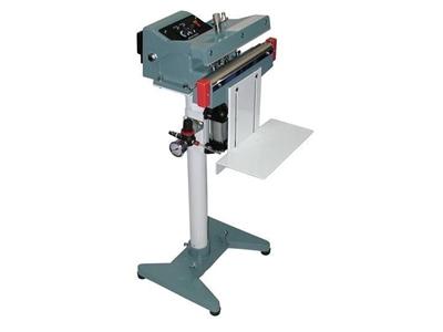 Pedallı Havalı Poşet Ağzı Kapatma Makinası ( 60cm 5mm )