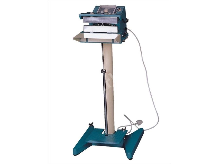 Ayaklı Folyo Ağzı Kapatma Makinası / Packtech Pt Dd 400
