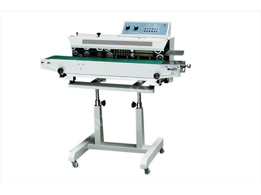 Yürüyen Bantlı Torba Ağzı Kapatma Makinesi / Packtech Pt Frl 200