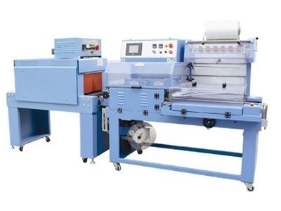 Otomatik Shrink Makinası / Packtech Pt Fql 450la+bsd4525a
