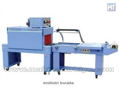 Tam Otomatik Shrink Makinası / Packtech Pt Bsd4020a+fql450a