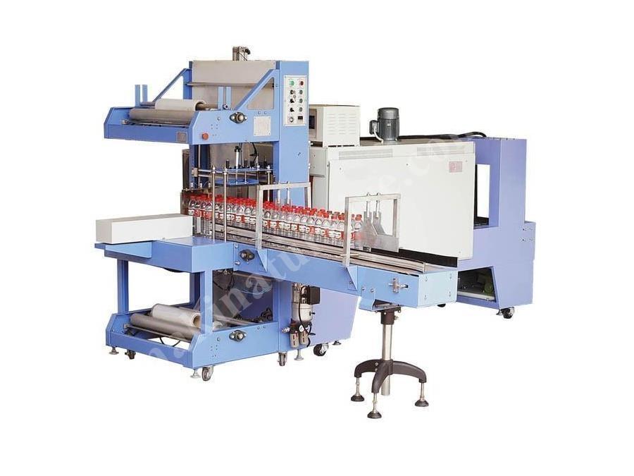Packtech Otomatik Shrink Makinası / Packtech Pt Bse6040a+st6040af