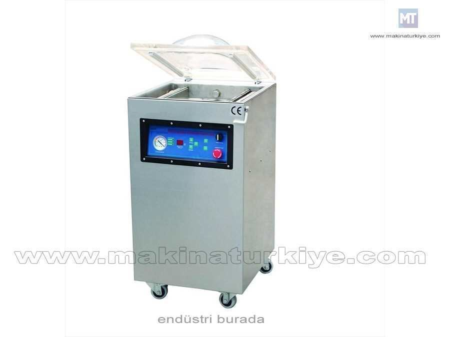 Gazlı Vakumlu Paketleme Makinası / Packtech Pt Dzq 400 E/B
