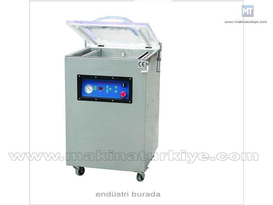 Gazlı Vakumlu Paketleme Makinası / Packtech Pt Dzq 600 E/B