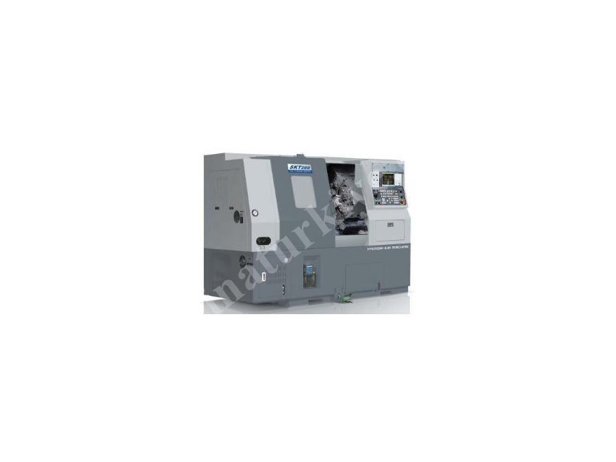 Cnc Tornalama Merkezi / Hyundai-Kia Skt 200m