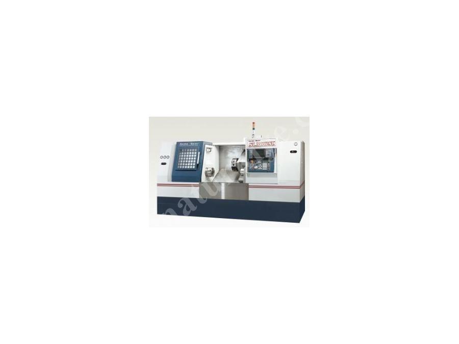 Cnc Tornalama Merkezi / Akira-Seiki Sl-350cs