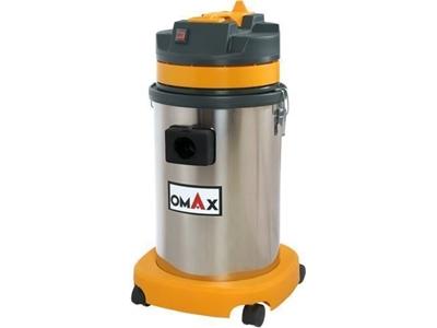 Tek Motorlu Islak Kuru Süpürge Makinesi / Omax Wd 601